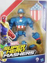 "Marvel Super Hero Mashers - Captain America \""World War II\"""