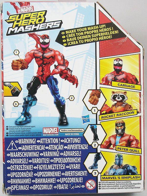 Marvel Super Hero Mashers - Carnage