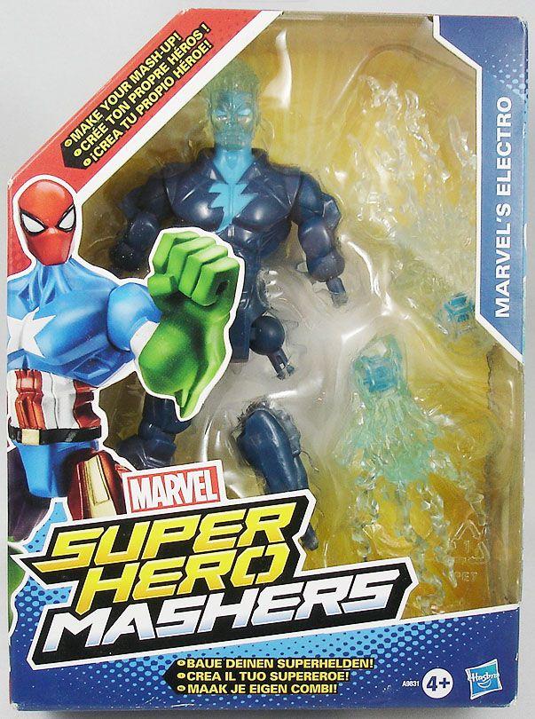 Marvel Super Hero Mashers - Electro