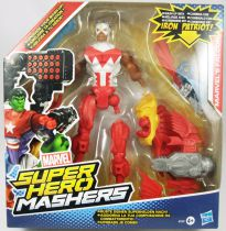 "Marvel Super Hero Mashers - Falcon ""white & red costume\"""