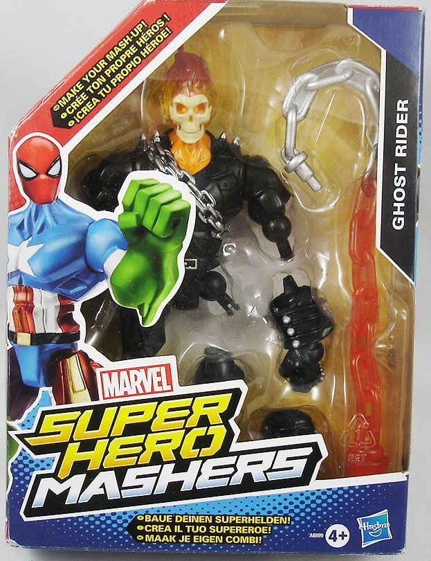 Marvel Super Hero Mashers - Ghost Rider