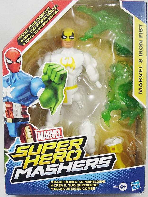 Marvel Super Hero Mashers - Iron Fist