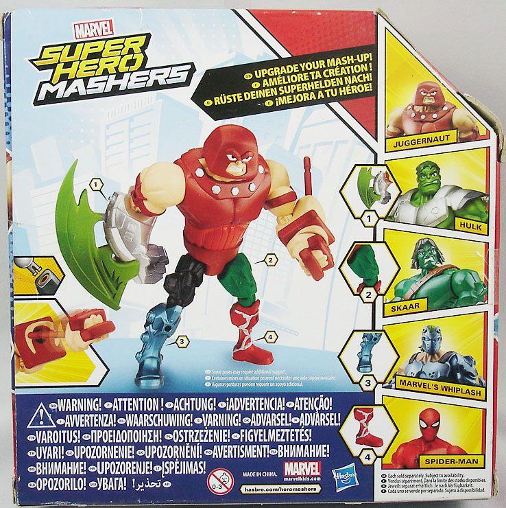 Marvel Super Hero Mashers - Juggernaut