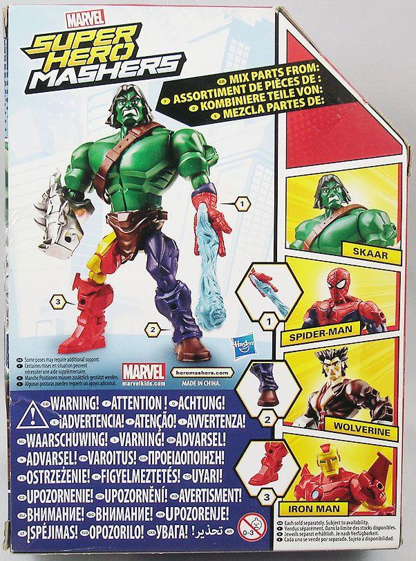 Marvel Super Hero Mashers - Skaar