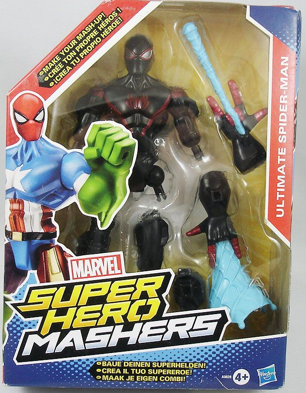 Marvel Super Hero Mashers - Ultimate Spider-Man