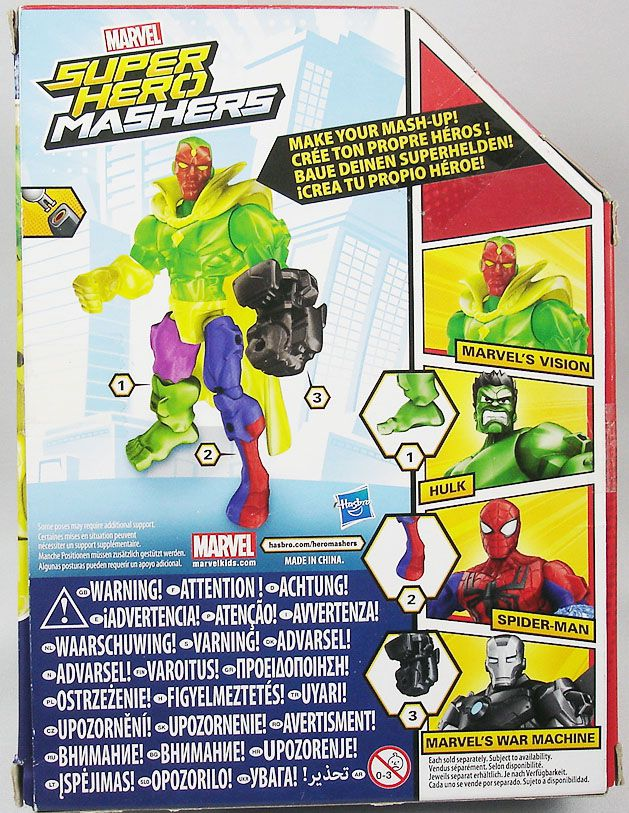 Marvel Super Hero Mashers - Vision