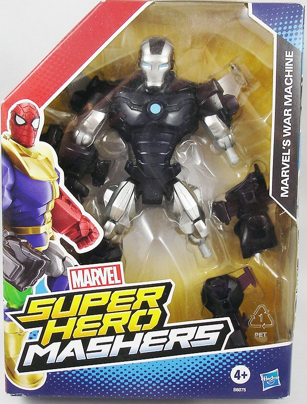 Marvel Super Hero Mashers - War Machine