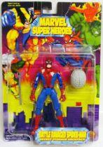 Marvel Super Heroes - Battle Ravaged Spider-Man