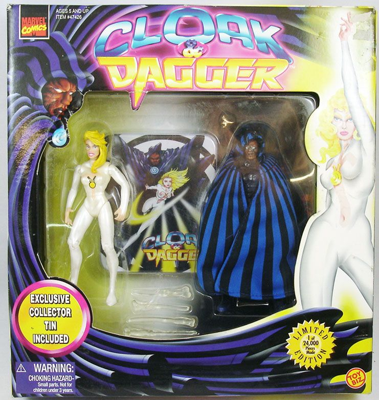 Marvel Super Heroes - Cloak & Dagger