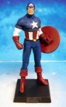 Marvel Super Heroes - Eaglemoss - #009 Captain America