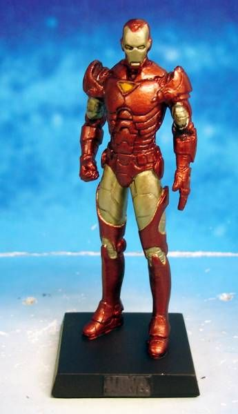 Marvel Super Heroes - Eaglemoss - #012 Iron Man