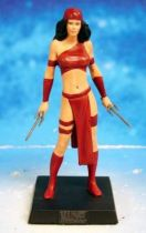 Marvel Super Heroes - Eaglemoss - #017 Elektra