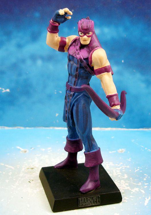 """Képtalálat a következőre: """"hawkeye marvel figurine collection"""""""
