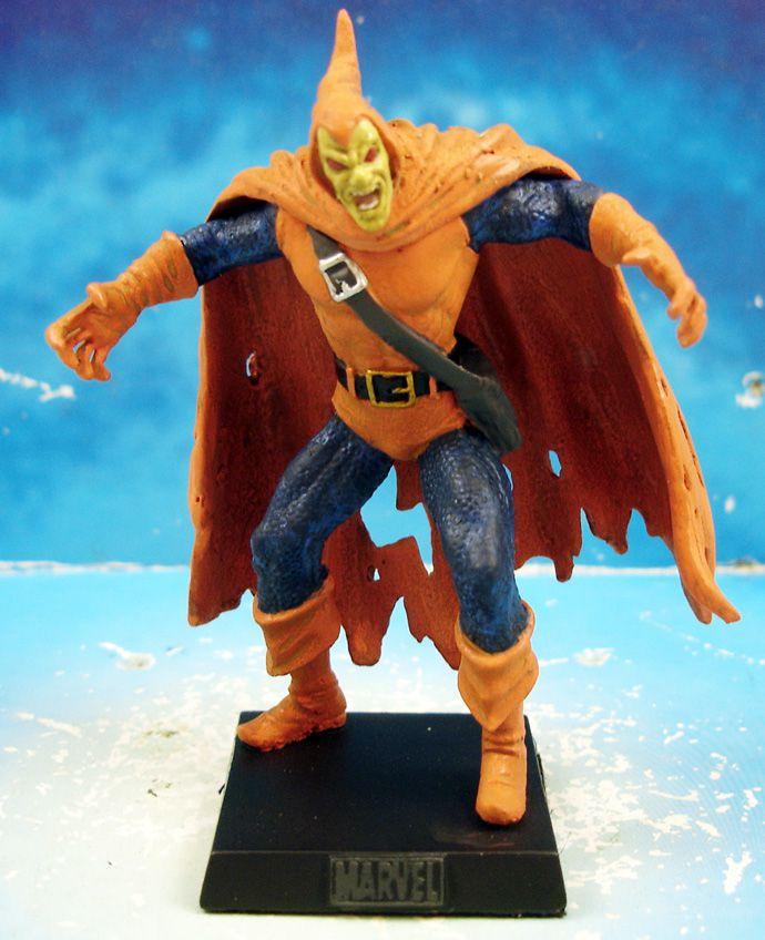 Marvel Super Heroes - Eaglemoss - #102 Hobgoblin (Le Super-Bouffon)