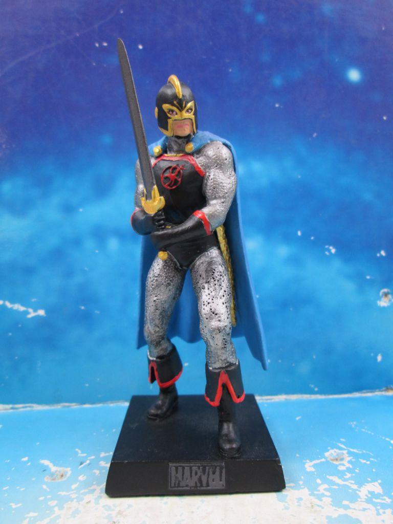 Marvel Super Heroes - Eaglemoss - #112 Black Knight