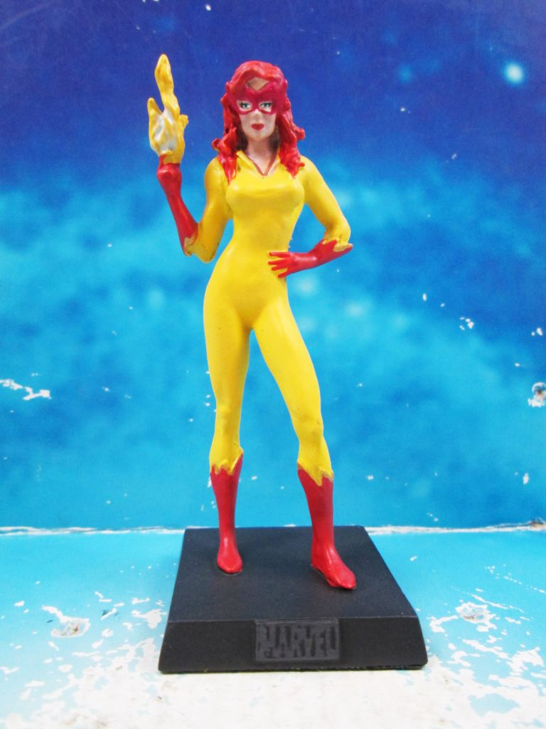 Marvel Super Heroes - Eaglemoss - #148 Firestar