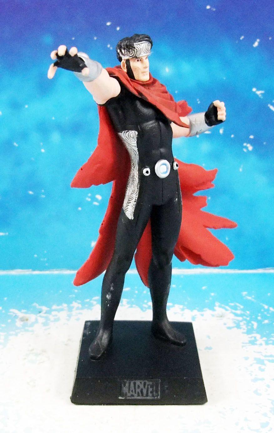 Marvel Super Heroes - Eaglemoss - #198 Wiccan
