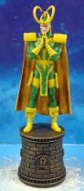 Marvel Super Heroes - Eaglemoss - Chess Collection #004 Loki