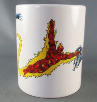 Marvel Super Heroes - Quick - Fantastics Four Ceramic Cup