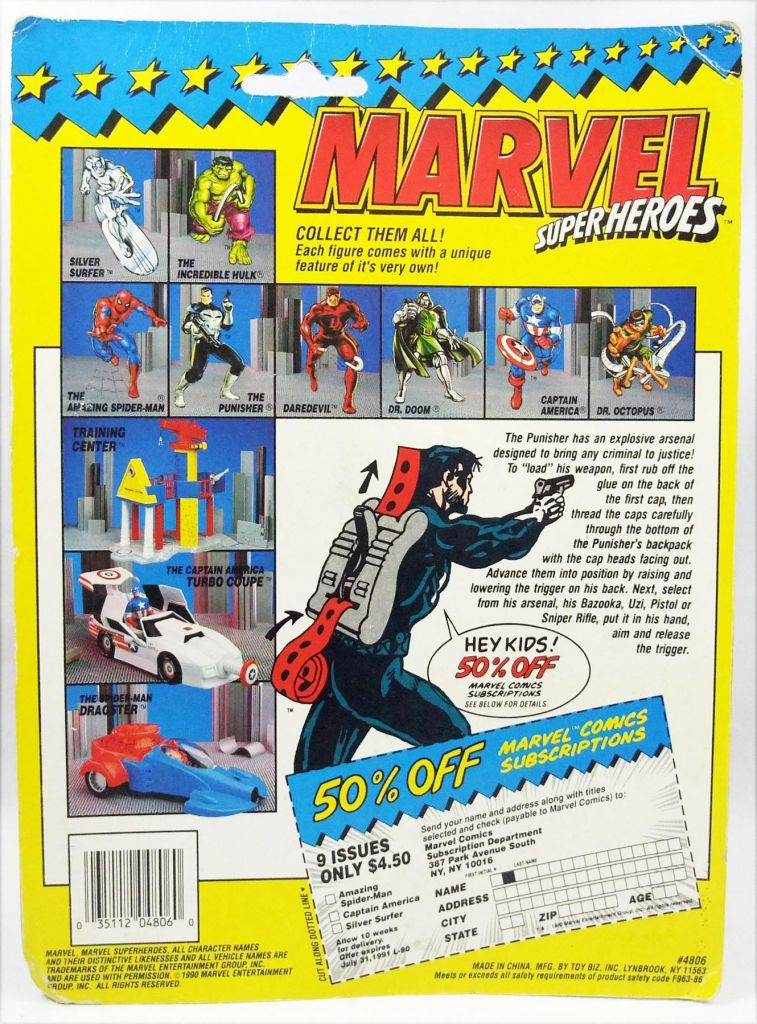 Marvel Super Heroes - The Punisher