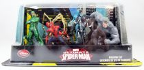 Marvel Super-Heros - Disney Store - Set Figurines PVC - Ultimate Spider-Man