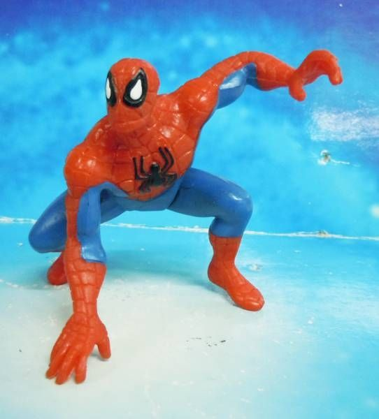 Marvel Super-Heros - Figurine PVC Comics Spain - Spider-Man baissé