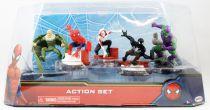 Marvel Super-Heros - Jakks Pacific - Set Figurines PVC - Spider-Man