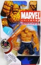 Marvel Universe - #1-019 - The Thing