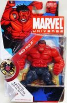 Marvel Universe - #1-028 - Red Hulk