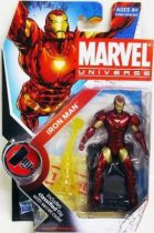 Marvel Universe - #2-007 - Iron Man