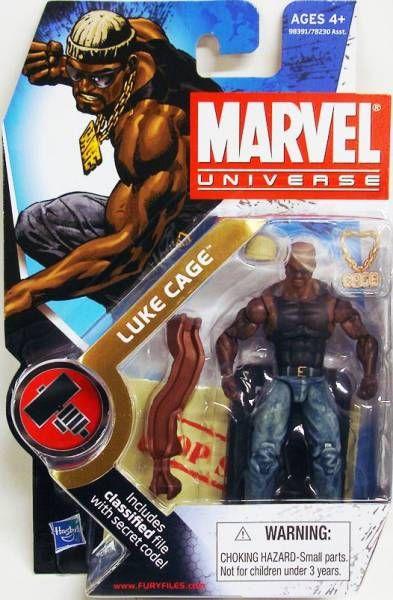 Marvel Universe - #2-009 - Luke Cage