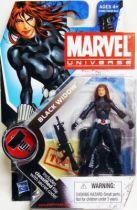 Marvel Universe - #2-011 - Black Widow