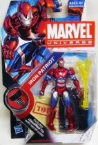 Marvel Universe - #2-019 - Iron Patriot