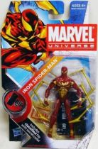 Marvel Universe - #2-021 - Iron Spider-Man