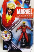 Marvel Universe - #3-001 - Captain Marvel
