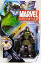 Marvel Universe - #3-015 - Doctor Doom