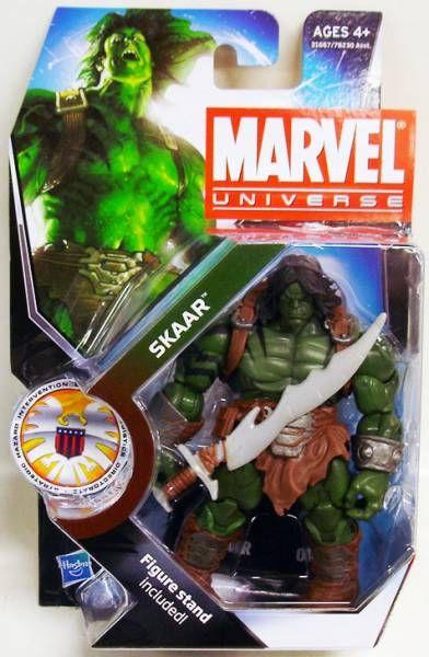 Marvel Universe - #3-016 - Skaar