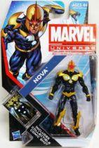 Marvel Universe - #4-019 - Nova