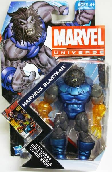 Marvel Universe - #4-024 - Blastaar (variante)