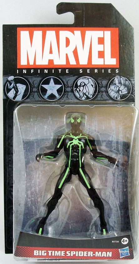 Marvel Universe - Infinite Series 1 - Big Time Spider-Man