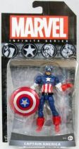 Marvel Universe - Infinite Series 1 - Captain America