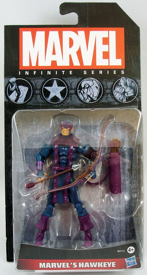 Marvel Universe - Infinite Series 1 - Hawkeye