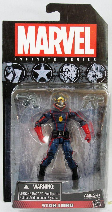 Marvel Universe - Infinite Series 1 - Star-Lord