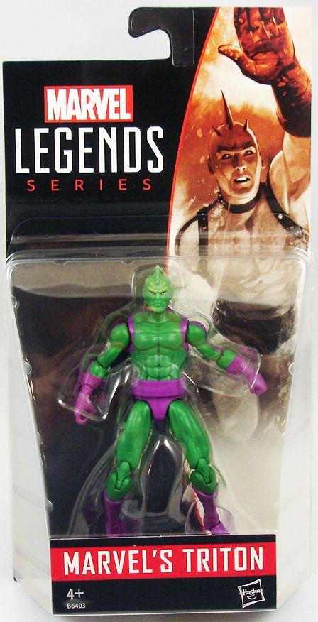 Marvel Universe - Legends Series 1 - Triton