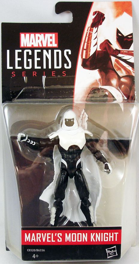 Marvel Universe - Legends Series 4 - Moon Knight