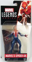 Marvel Universe - Legends Series 4 - Spider-UK