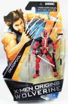 Marvel Universe - X-Men Origins Wolverine - Deadpool (Comic Series)