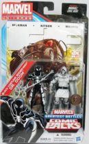 Marvel Universe Comic Pack - Future Foundation #4 - Dr. Doom & Black Costume Spider-Man