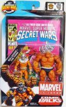 Marvel Universe Comic Pack - Secret Wars #12 - Bulldozer & The Thing