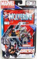 Marvel Universe Comic Pack - Wolverine #2 - Wolverine & Silver Samurai